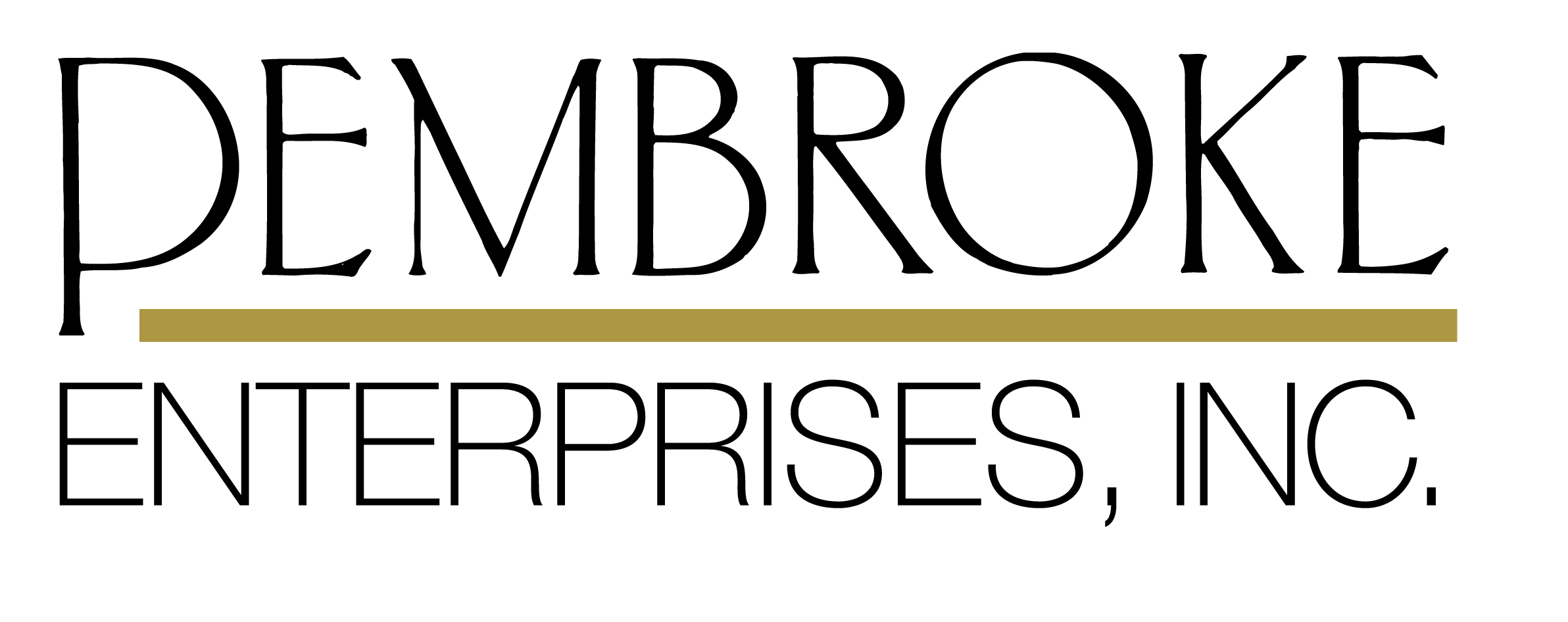 Pembroke Enterprises _Supporting